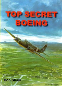 Top Secret Boeing cover