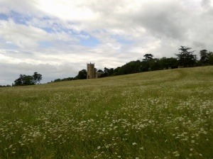 Landscape at Croome, July 2012