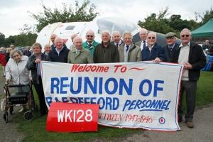 RAF Defford Reunion, 2013