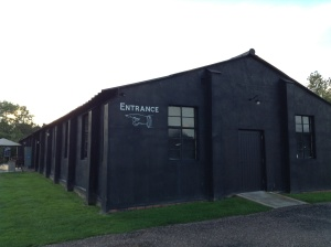 RAF Defford Sick Quarters, now the National Trust canteen at Croome